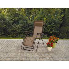 Mainstays Patio Heater Wont Stay Lit by Mainstays Outdoor Sling Bungee Lounger Pebble Walmart Com
