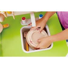 Hape Kitchen Set Australia by Hape Green Wooden Toy Kitchen Gourmet Kitchen