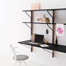 bureau bouroullec artek wandkast bureau reb 010 kaari shelf with desk door ronan