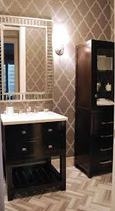 moroccan tile bathroom floor design ideas