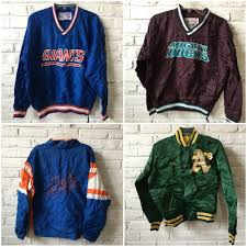 Pro Sports Team Jackets FOR SALE IN THE WAREHOUSE ONLY