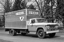 The Very First U-Haul Trucks | U-Haul And Self Storage | Pinterest ...