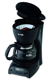 Upscale Mr Coffee Coffeemaker Filter