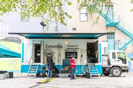 Remote Media Production Truck - Creative & Media Spaces - Columbia ...
