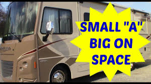 Class A Motorhome Under 30ft Tour For Full Time Living Winnebago Vista LX 27N