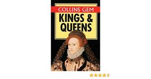 Kings And Queens Of Britain Collins Gem Guides Amazoncouk David Lambert 9780004589541 Books