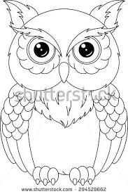 Great Coloring Pages Owl 13 On For Kids With