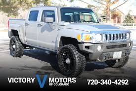2009 HUMMER H3T Adventure | Victory Motors Of Colorado Hummer H3 Questions Hummer H3 Cargurus 2007 Hummer Suv Sport Utility For Sale In Austin Tx B167928 H3t For Qatar Living Car Modification Pickup Machines Wheels Pinterest Vehicle 2006 Pewter 4x4 Used Concepts Envision Auto Calgary Highline Luxury Sports Cars 2010 Review Ratings Specs Prices And Photos The 2009 Top Speed H3t Alpha Sale