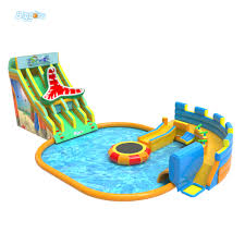 Aliexpress.com : Buy Giant Inflatable Water Park Inflatable ... Water Park Inflatable Games Backyard Slides Toys Outdoor Play Yard Backyard Shark Inflatable Water Slide Swimming Pool Backyards Trendy Slide Pool Kids Fun Splash Bounce Banzai Lazy River Adventure Waterslide Giant Slip N Party Speed Blast Picture On Marvellous Rainforest Rapids House With By Zone Adult Suppliers