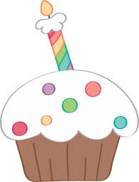 candle cupcake clipart · Birthday Cupcake1 · Cupcake ClipartBirthday