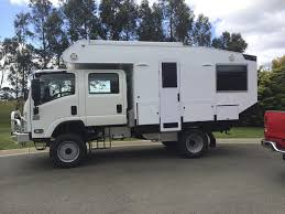100 Truck With Camper For Sale 2013 Isuzu For Sale In Bonshaw Victoria Australia Moble Living