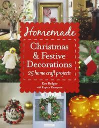 Christmas Tree Amazon Uk by Home Made Christmas Amazon Co Uk Tessa Evelegh 9781906525828 Books