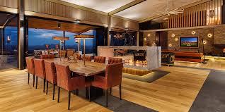 Luxury Queensland Home Custom Made Dining Living Room Furniture Designer Is Mark Gacesa