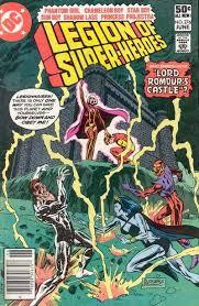 Legion Of Super Heroes 276