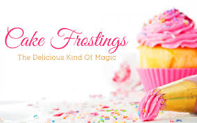 9 Tempting Types Frosting For Cakes & Cupcakes Bakingo Blog