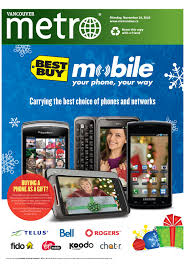 Best Buy Mobile takes over the Metro News with Smartphone