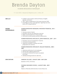 Best Examples Of Skills To Put On A Resume