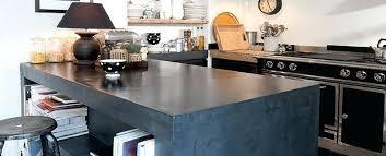 beton ciré cuisine cuisine beton cire projet dacco projet dacco cuisine daccoration