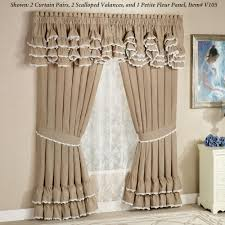 Curved Curtain Rod Kohls by Curtains Adorable Jcpenney Valances Curtain For Mesmerizing