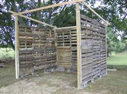 Ensure Free 10 x12 shed plans using pallets on walls Guide