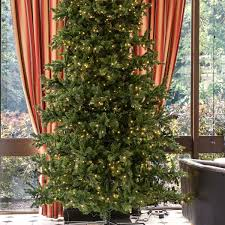 12 Ft Christmas Tree Real by Green Pre Lit Richmond Fir Artificial Real Feel Pe Christmas Tree