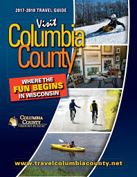 Pumpkin Patch Columbus Wi by Columbia County 2017 2018 Travel Guide By Madison Com Issuu