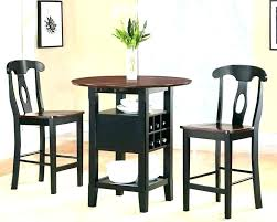Small Dining Table Set Room Sets For Kitchen Refinished