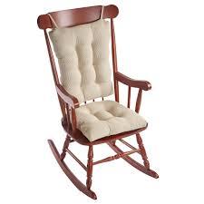 100 Jumbo Rocking Chair Gripper Saturn Natural Cushion Set84929XL12
