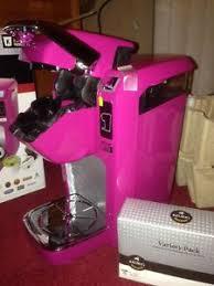 KeurigR K10 B31 Mini Plus Personal Coffee Brewer Mauve Pink