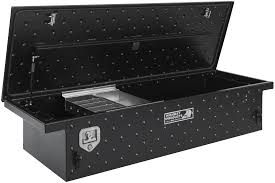 100 Low Profile Black Truck Tool Box Es Highway Products