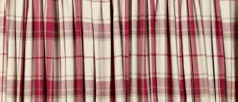 Ebay Curtains Laura Ashley by Highland Check Cranberry Pencil Pleat Ready Made Curtains At Laura