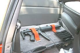 Wanna hide a gun in your car Here s a few ideas 30 s