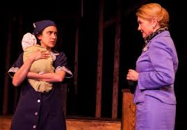 Rachael Hip Flores And Kristen Vaughan In ONCE UPON A BRIDE THERE WAS FOREST