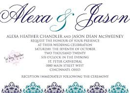 Renewal Wedding Invitations Vow