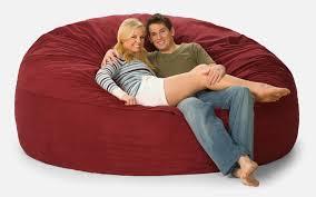 Lovesac Bean Bag Chairs Luxury Big One Giant Love Sack Of Foam