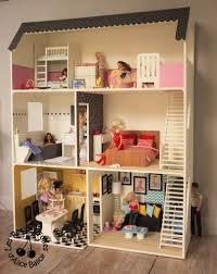 Barbie Living Room Furniture Diy by Diy Maison De Barbie Poupée Mannequin 1 6 ème Doll House