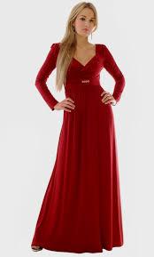 red maxi dress long sleeve oasis amor fashion