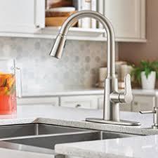 Moen Banbury Kitchen Faucet Ca87527 by Moen Faucets Sinks U0026 Showers At Lowe U0027s