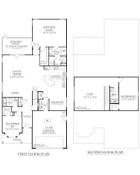 C Floor Plans by Houseplans Biz House Plan 2632 C The Azalea C