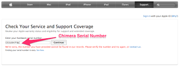 How to find a working serial number for your Hackintosh – GiulioMac