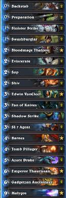 pavel blizzcon hearthstone top 8 2016 deck lists hs decks and guides