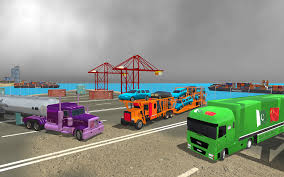 100 Big Truck Games CPEC Driving China 12 APK Download Android Simulation