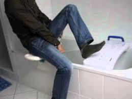 siege baignoire handicapé aquasenior le nouveau siège de bain pivotant