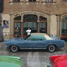FORD MUSTANG 1967 GT OBJ FBX EXTENDED LICENSE 3D Game Models