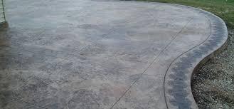 concrete patio appleton wi sted concrete mchugh s decorative concrete patios