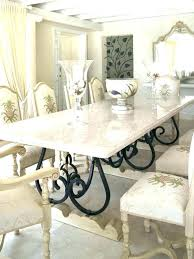 White Dining Table Set Gumtree Marble Room Tables And Chairs Furniture Good