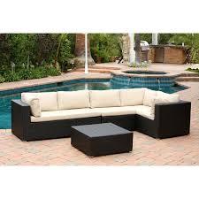 Kirkland Wicker Patio Furniture by 18 Best Outdoor Sectional Images On Pinterest Outdoor Sectional