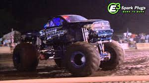 100 Monster Truck Show Miami TMB TV Original Series 511 OReilly Outlaw Nationals OK
