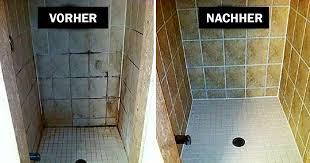 simpler trick zum putzen vom badezimmer mit haushaltsmitteln