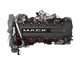 100 Most Fuel Efficient Trucks 2013 MP8 Semi Truck Engine Mack